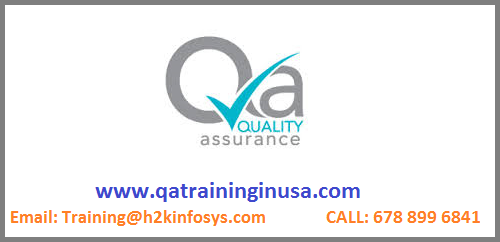 QA Online Training With Placement Assistance