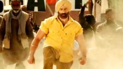 singh saab the great official trailer