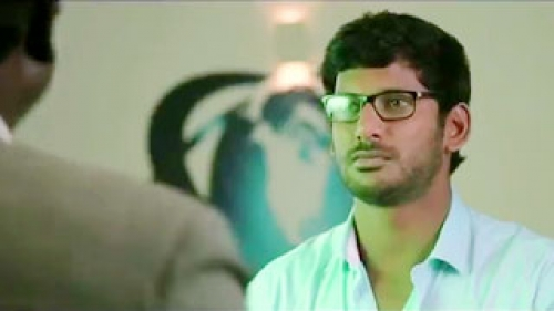 naan sigappu manithan theatrical trailer