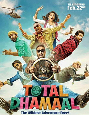 Total Dhamaal Hindi Movie