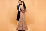 Akash Ambani and Shloka Mehta's Wedding Reception Attire is phenomenal; See Pics