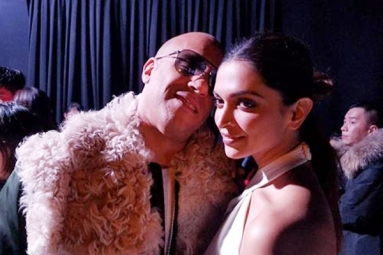 Deepika and Vin Diesel most talked about