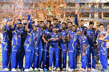 Mumbai Indians Lift Fourth IPL Trophy with 1-Win over Chennai Super Kings