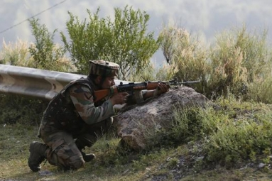 Indian soldiers killed and mutilated by Pakistani Troops