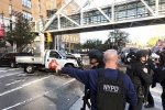 8 killed and 11 injured in Manhattan terrorist strike