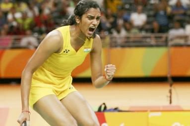 PV Sindhu ups India's Olympic ante with women power