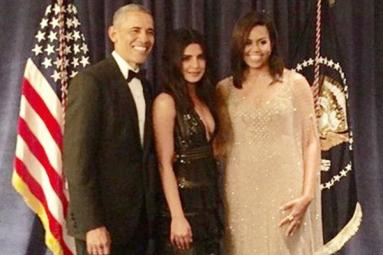 Priyanka Chopra Sizzles at White House