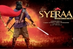 Megastar impresses his fans with Syeraa