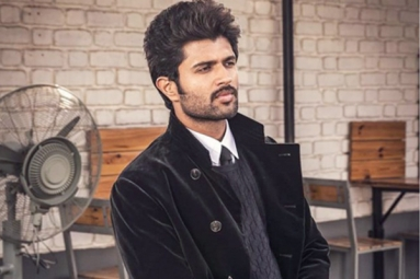 Vijay Devarakonda Features in Forbes 30 Under 30