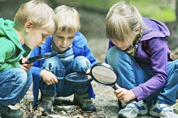 Learning Outside Classroom May Boost Your Child's Knowledge